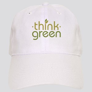 Think Green [text] Cap
